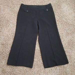 White House Black Capri pants legacy 8R wide leg